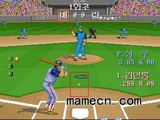 棒球 奇妙联盟之星