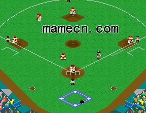 世界职业棒球竞技场