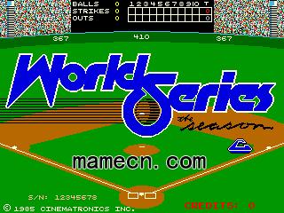 世界职业棒球大赛