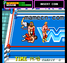 摔跤 WWF超级巨星