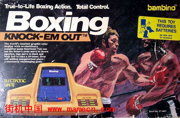 WWW_OUTLINKCHINAZ_COM_拳击干翻人boxing knock-em out街机游戏海报