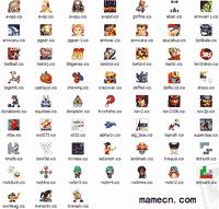 MAME游戏图标ICON打包下载