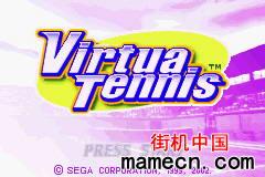 【GBA】虚拟网球中文版带模拟器