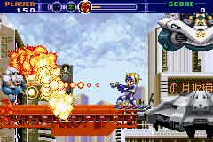 【GBA】超級火槍英雄中文版帶模擬器
