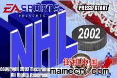 【GBA】美国冰上曲棍球2002