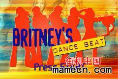 【GBA】小甜甜布兰妮之舞蹈节拍