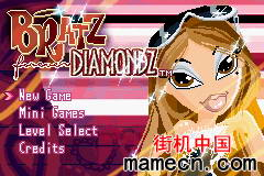 【GBA】贝兹娃娃-永久的钻石