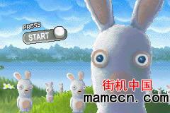 【GBA】雷曼-疯狂兔子