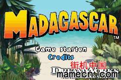 【GBA】马达加斯加
