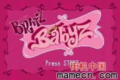 【GBA】贝兹洋娃娃-顽皮宝宝