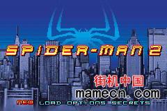 【GBA】蜘蛛侠2