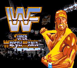 WWF超级摔角
