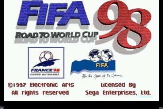 FIFA足球98