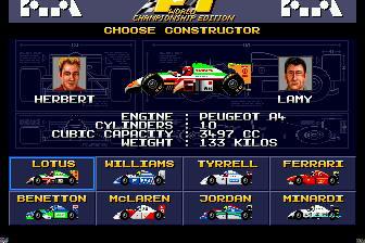 F1世界锦标赛
