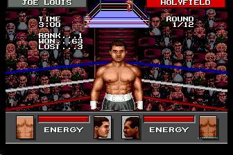重量级拳击