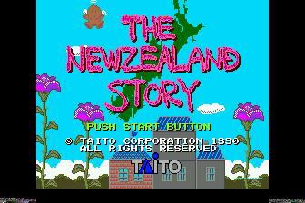 新西兰岛传说