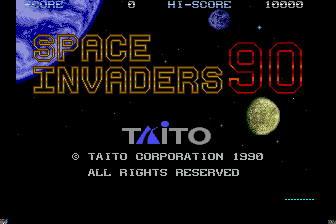 太空侵略者90