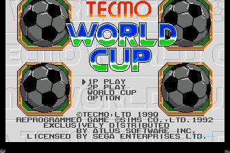 Tecmo世界杯足球