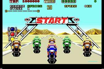 超级摩托车