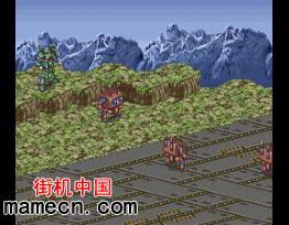 【SFC】战斗机器人列传