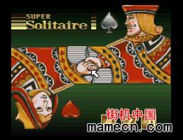 【SFC】超级扑克王