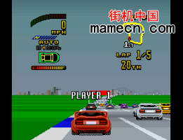 【SFC】顶级赛车2