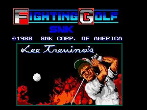 战斗高尔夫2版