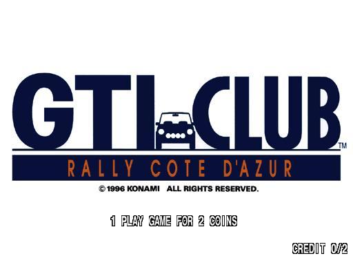 GTI赛车俱乐部