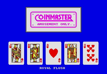 小丑扑克牌