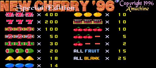 新水果积分96特别版