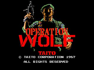 乌兹冲锋枪-野狼行动日版