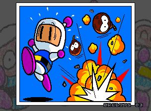 轰炸超人方块