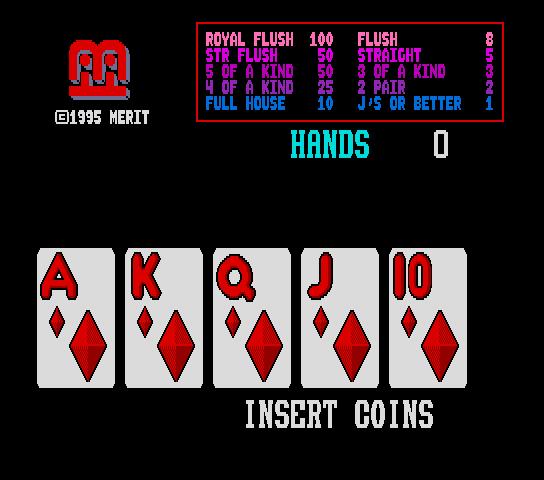 真正的百老汇扑克牌