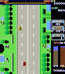 公路斗士3版