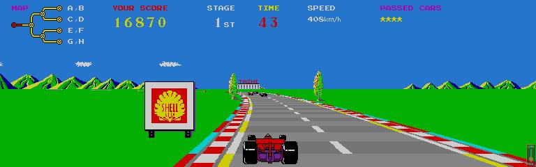 TX-1赛车日版