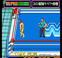 WWF超级巨星6美版