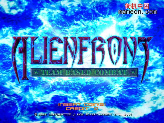 异形前线-团队的战斗 AlienFront - Team Based Combat