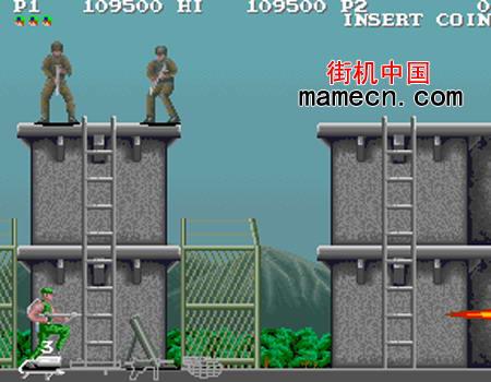 绿色兵团2日版 M.I.A.-Missing in Action(Japan)